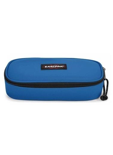 Eastpak Oval Single Mediterranean Blue Kalem Çantası EK00071785Z1 Renkli